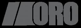 ORO service truck bodies logo.
